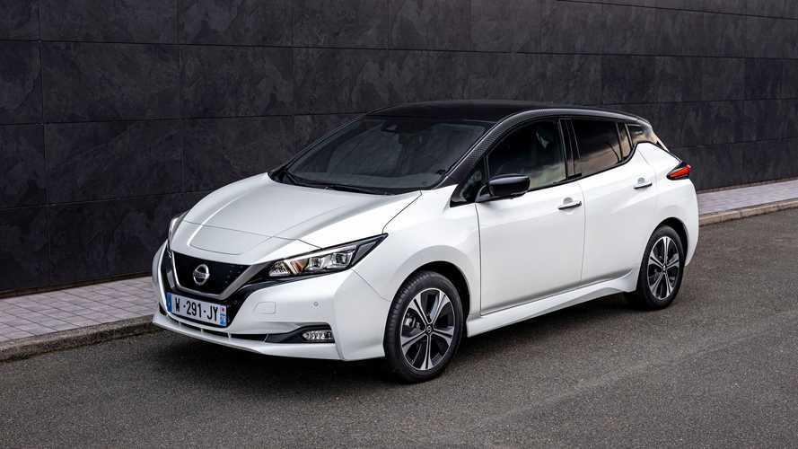 Nissan LEAF10 - Série especial