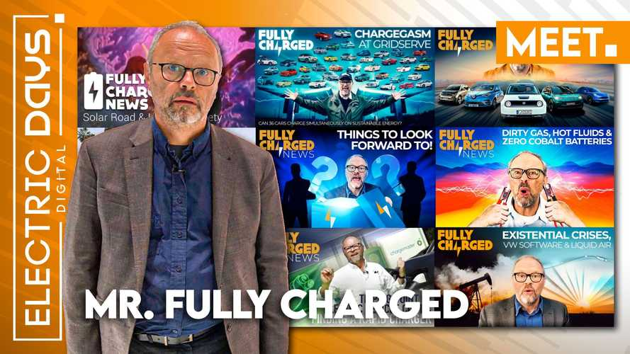 Dalla BBC a Fully Charged: Robert Llewellyn si racconta agli Electric Days