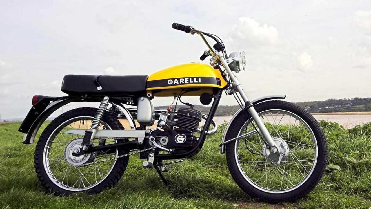 Garelli Tiger Cross MK 1