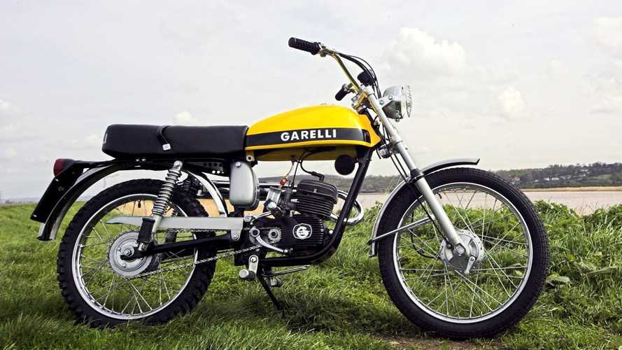 Garelli's Tiger Cross MK 1 Was A Lightweight Enduro For The Ages