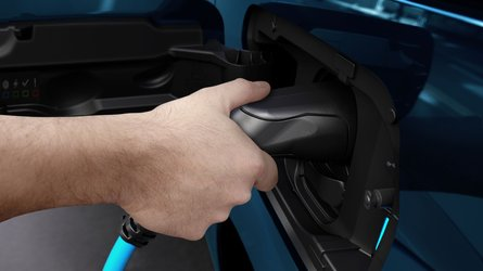 Government wants EV charge points to become a 'British emblem'