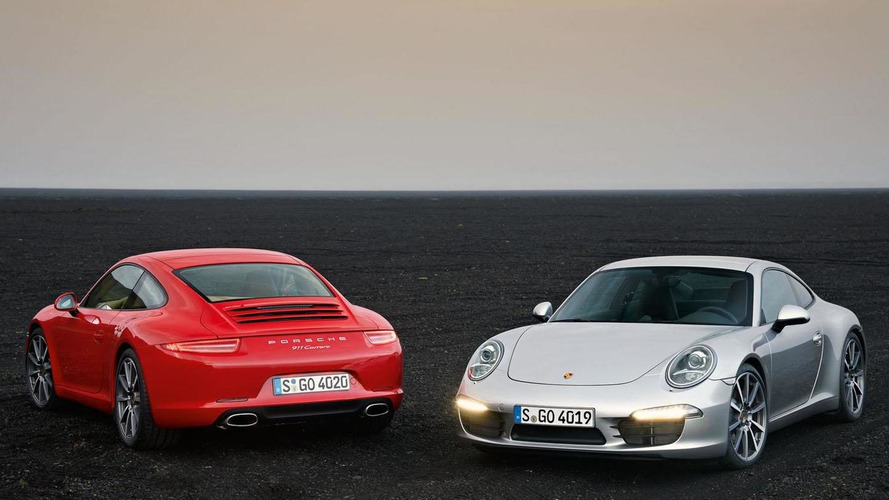 2012 Porsche 911 Carrera S gets its Nürburgring lap time
