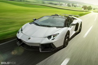 Novitec Makes the Lamborghini Aventador Crazy Sexy