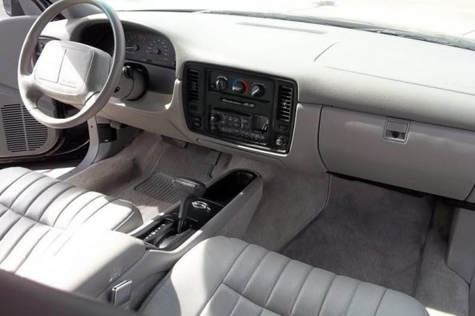 auction car of the week 1996 impala ss 7 400 miles rh motor1 com 1996 impala ss manual 96 impala ss manual