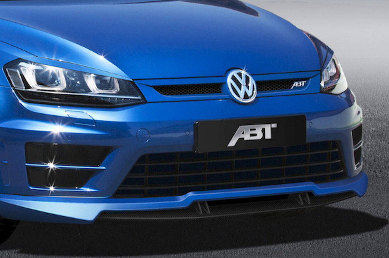 ABT Volkswagen Golf VII R: 370 Horses Worth of Hot Hatch Fun