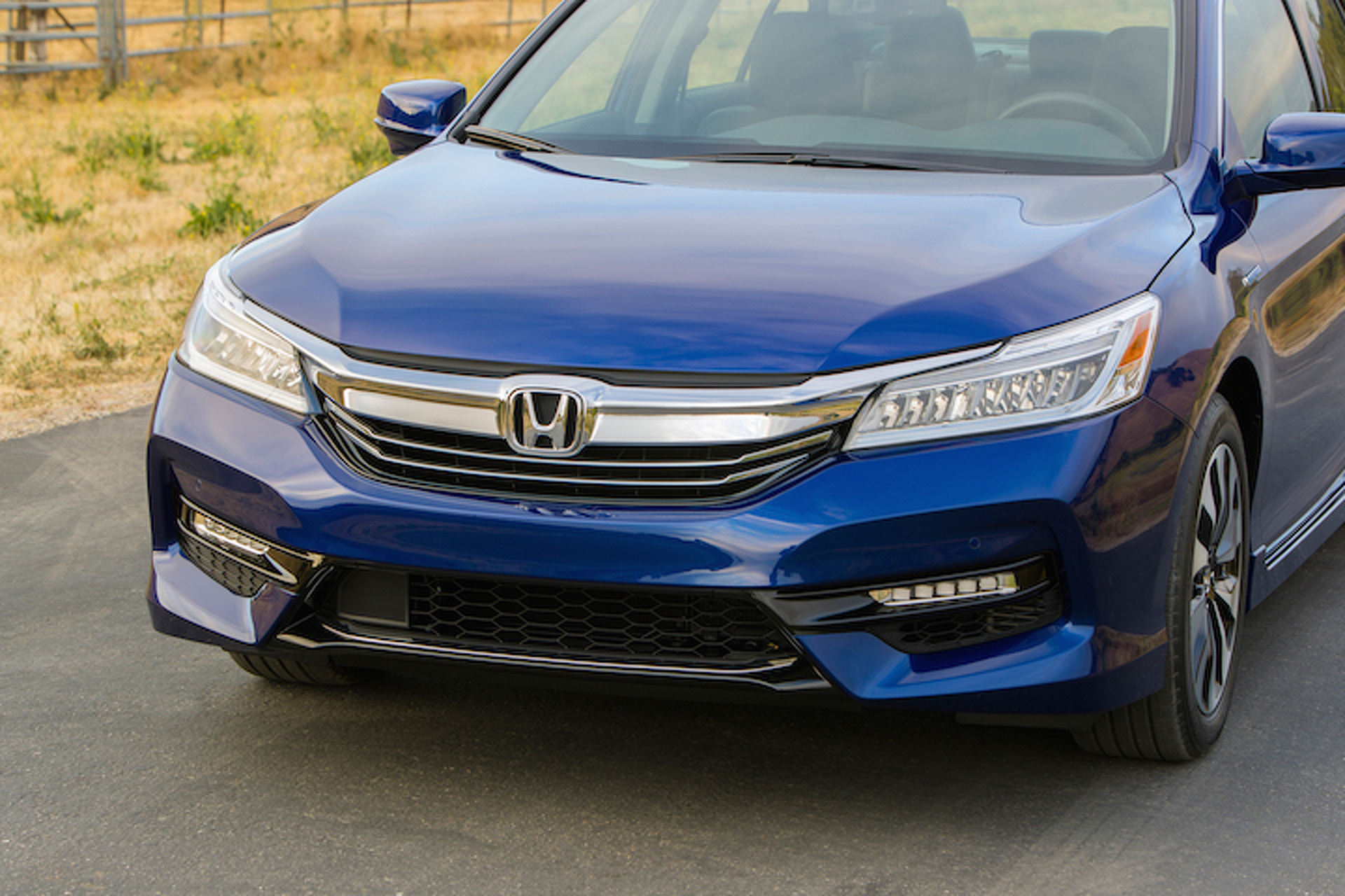 2017 Honda Accord Hybrid Sedan Sensibility With Nsx Tech