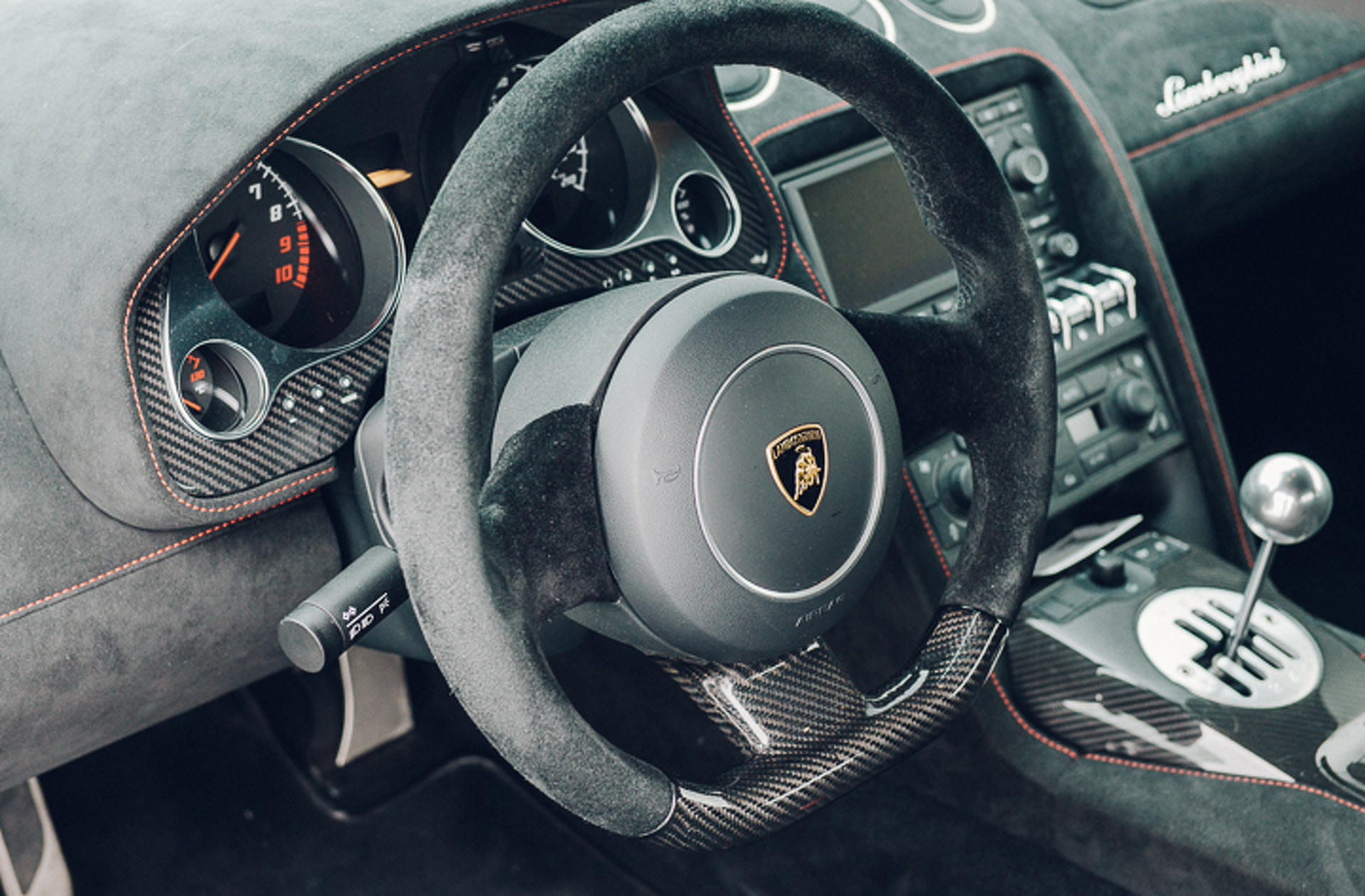 Manual Gearbox Is Too Expensive To Bring Back Says Lamborghini