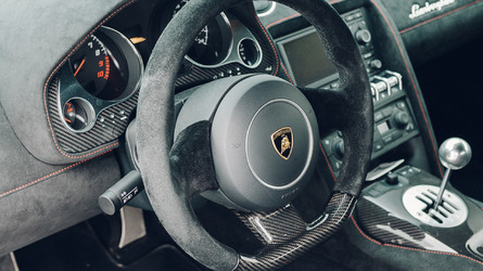 Lamborghini Says It's Too Expensive To Bring Back The Manual