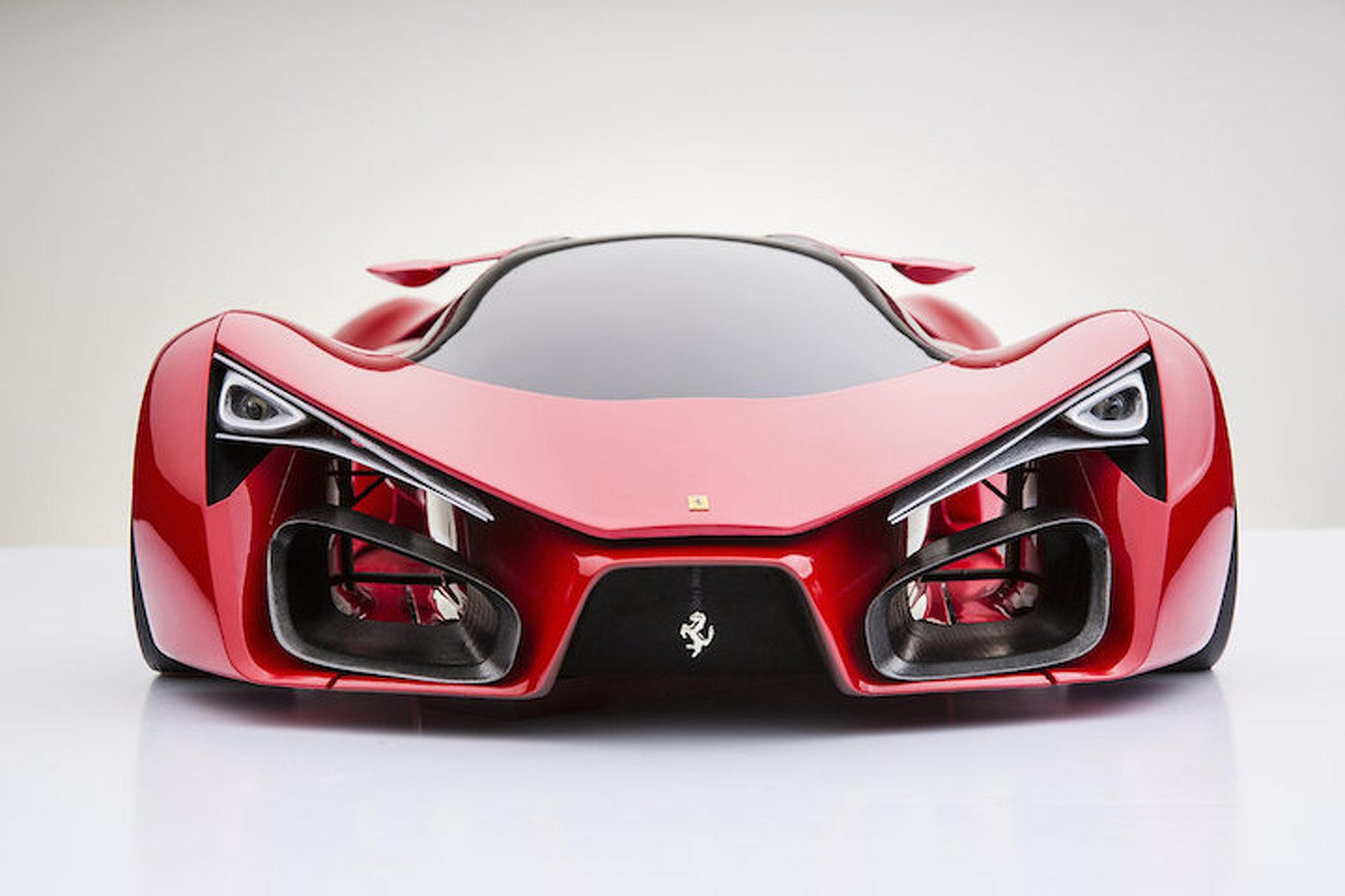 Sorry Ferrari Won T Build An All Electric Supercar