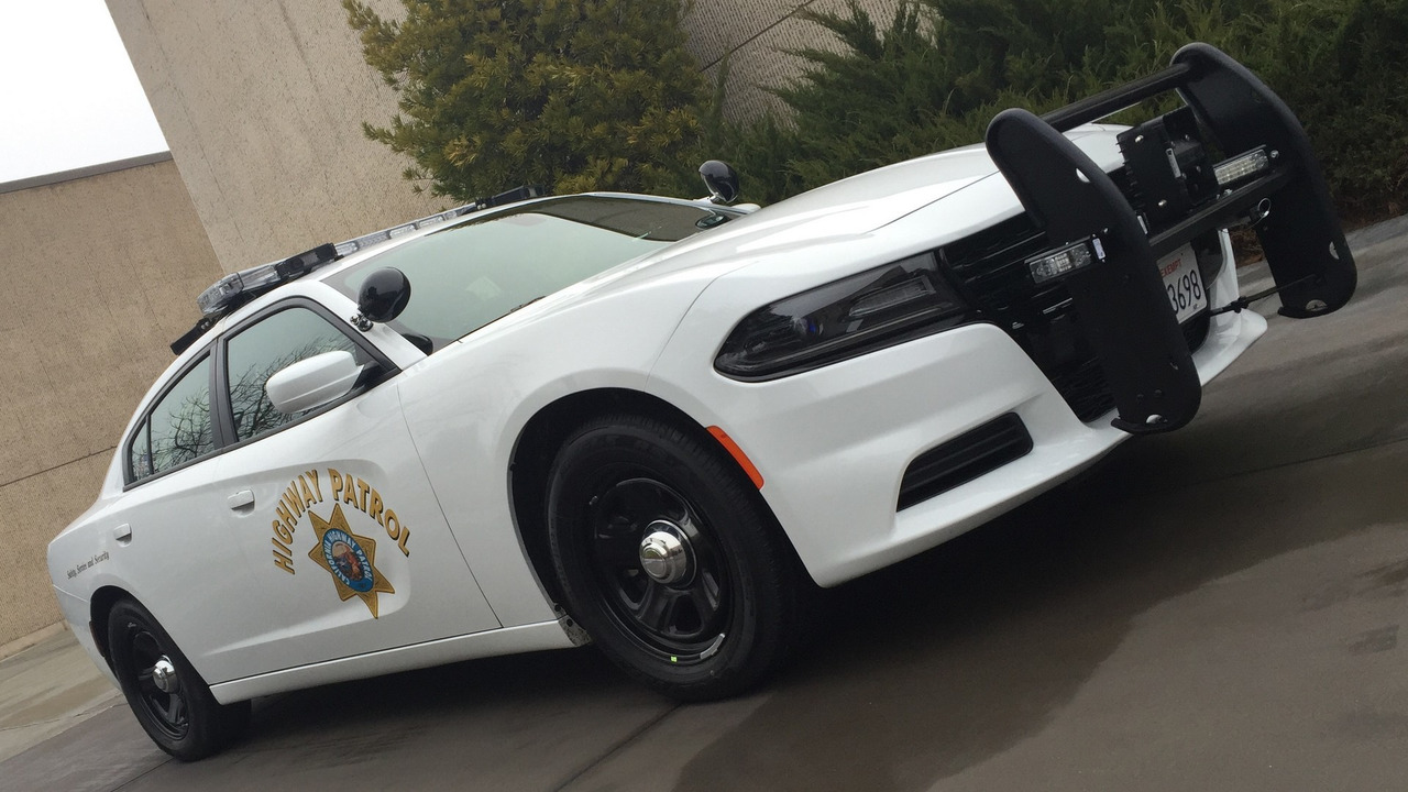 Dodge Charger Pursuit Police For Chp Motor1 Com Photos