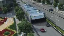Bus Chinois du futur
