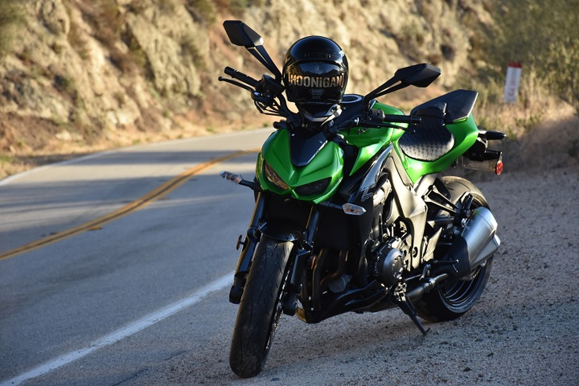 The Kawasaki Z1000 Is McLaren 650S Spider Of Superbikes Review