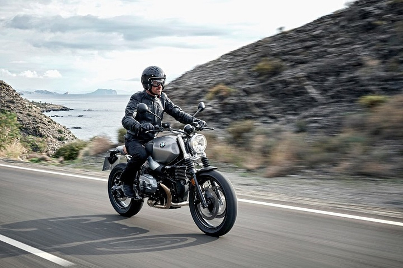 BMW Unveils Ducati Fighting R nineT Scrambler
