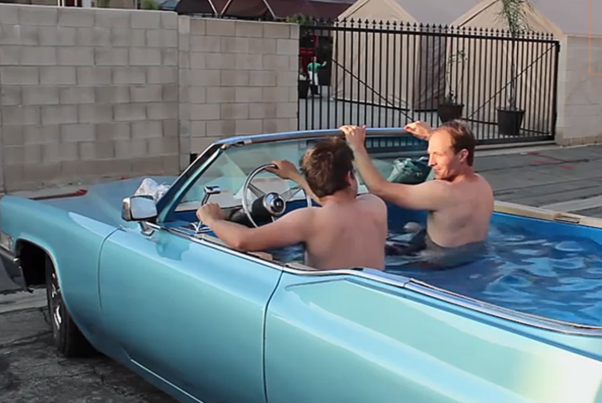 Duo Seeks World Record for Fastest Hot Tub [Video]