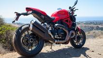 2016 Ducati Monster 1200 R