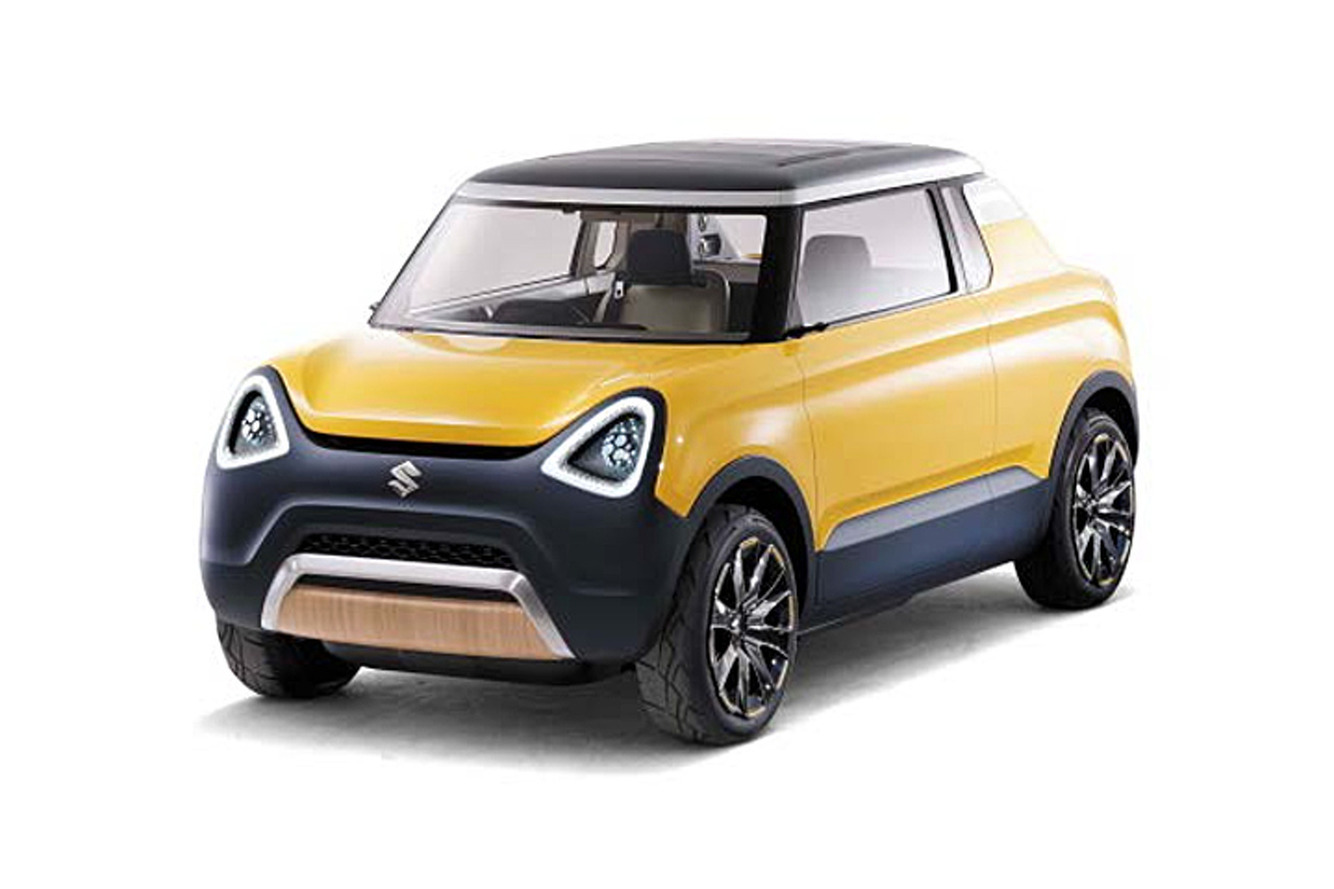 Suzuki Unveils Three Fun and Functional Concept Cars