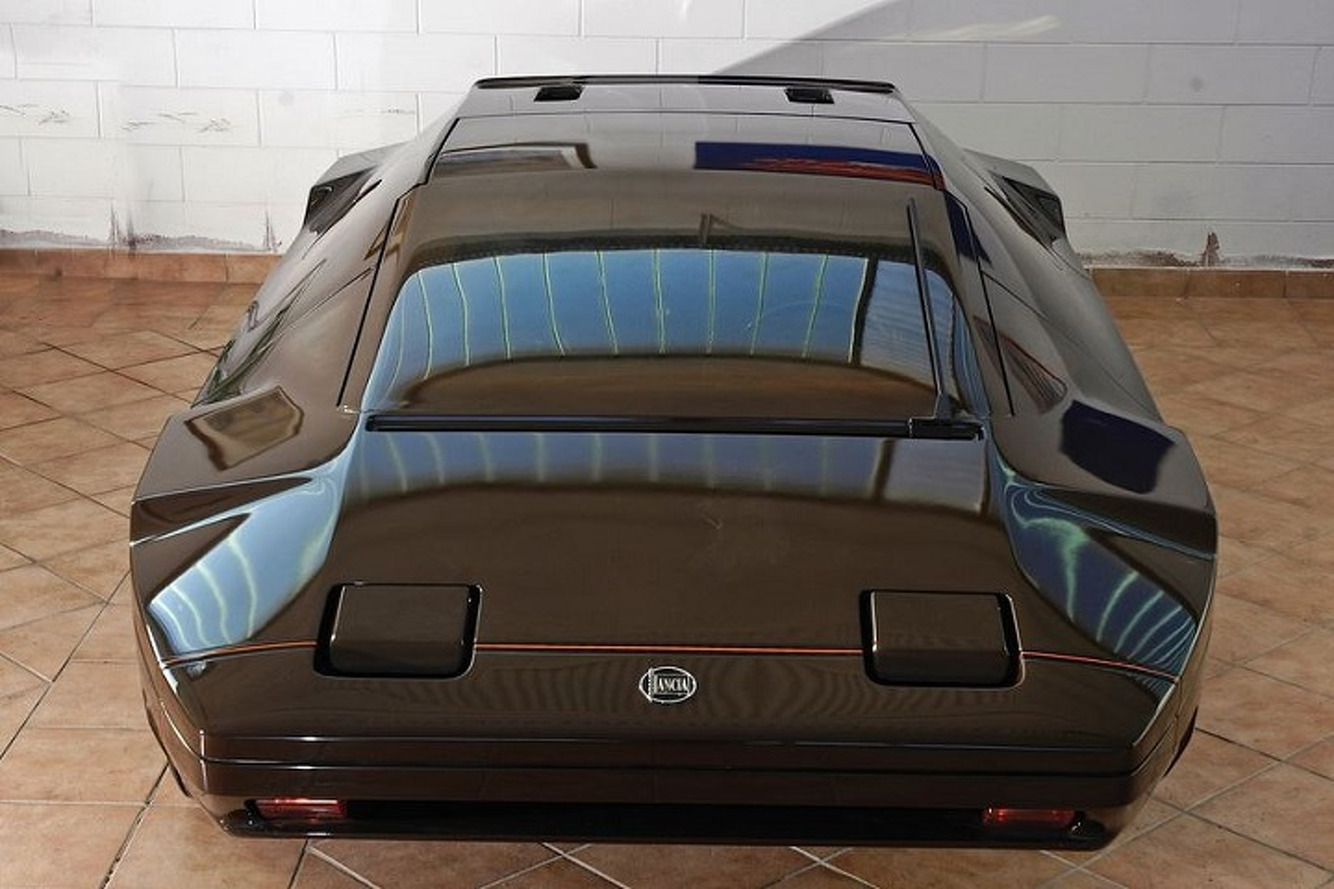 This Lancia Sibilo Concept Looks Plucked from a '70s Sci-Fi Film