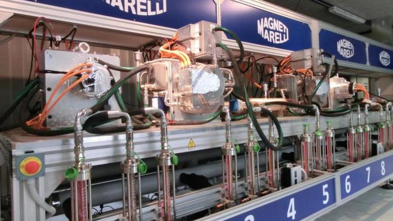 Magneti Marelli reliability laboratory in Bologna, Italy