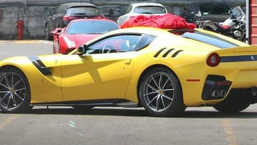 Report says Ferrari F12 GTO / Speciale set for next week debut