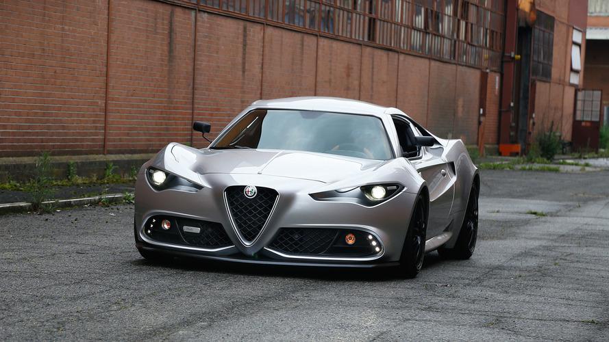 Egy olasz karosszériaüzem mutatta meg, mi lehetne az Alfa Romeo 4C-ből