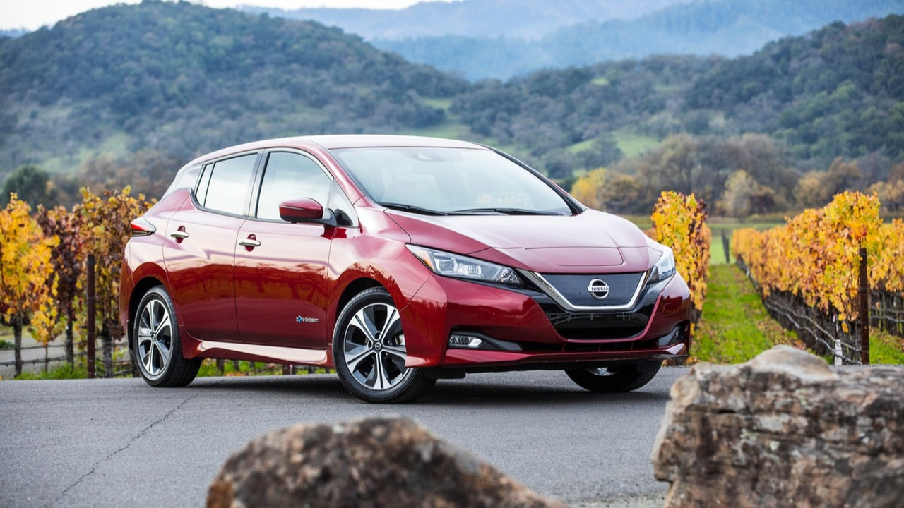 9. Electric Vehicle: Nissan Leaf