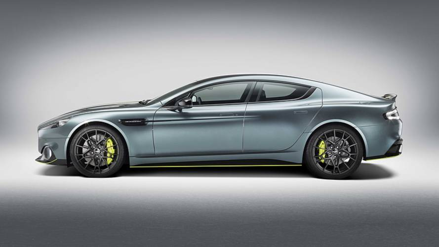 L'Aston Martin Rapide ne sera pas renouvelée