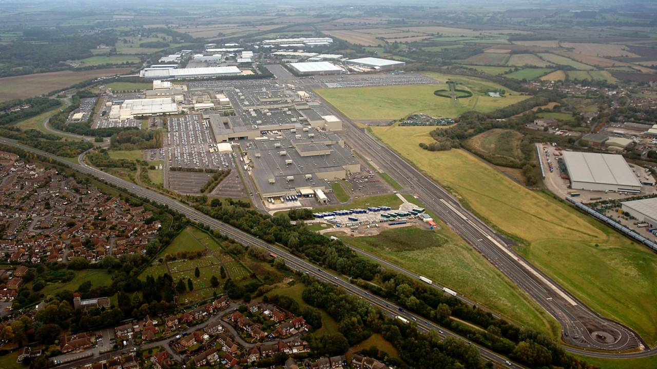 Honda factory, Swindon