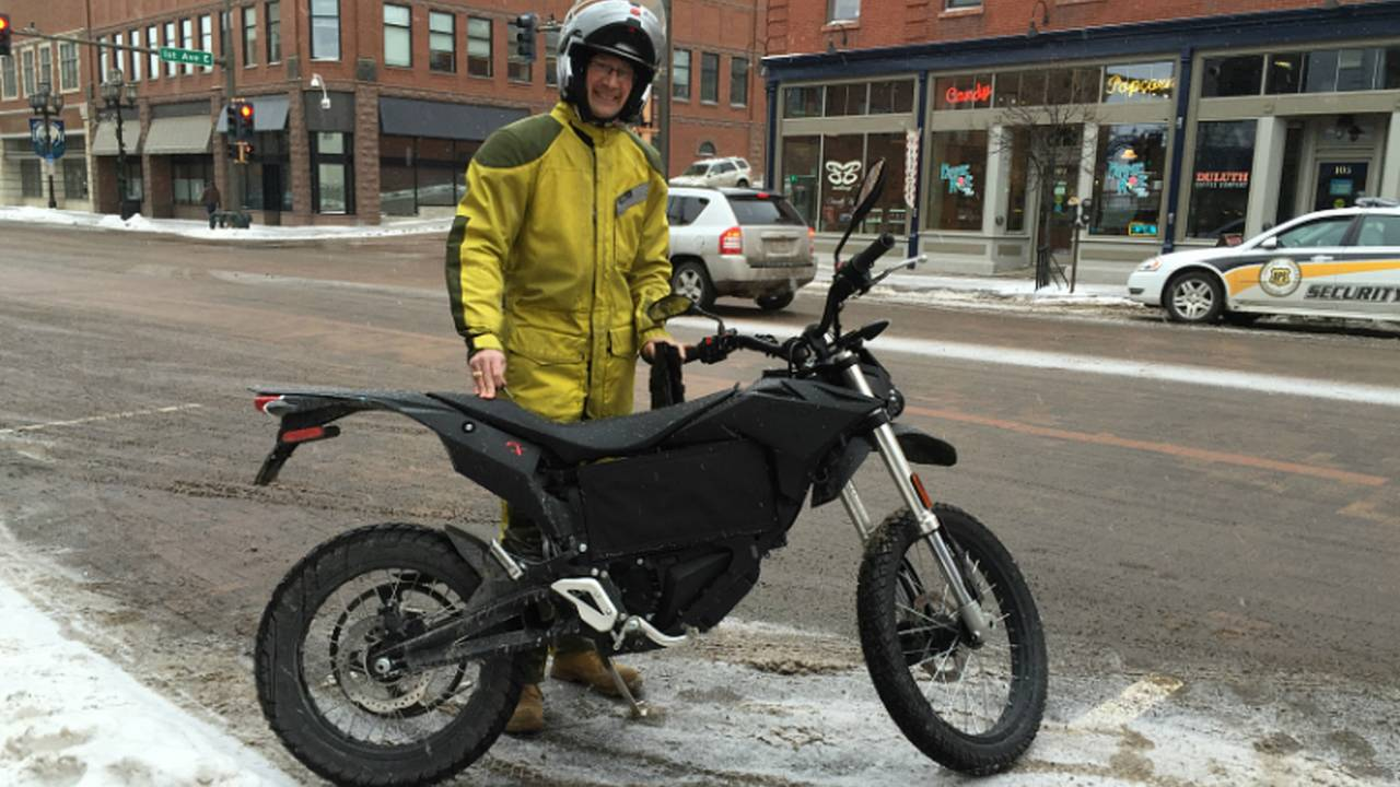 Zero Below Zero — I'm Ready, I'm Ready... - Kyle's First Ride - Reposted