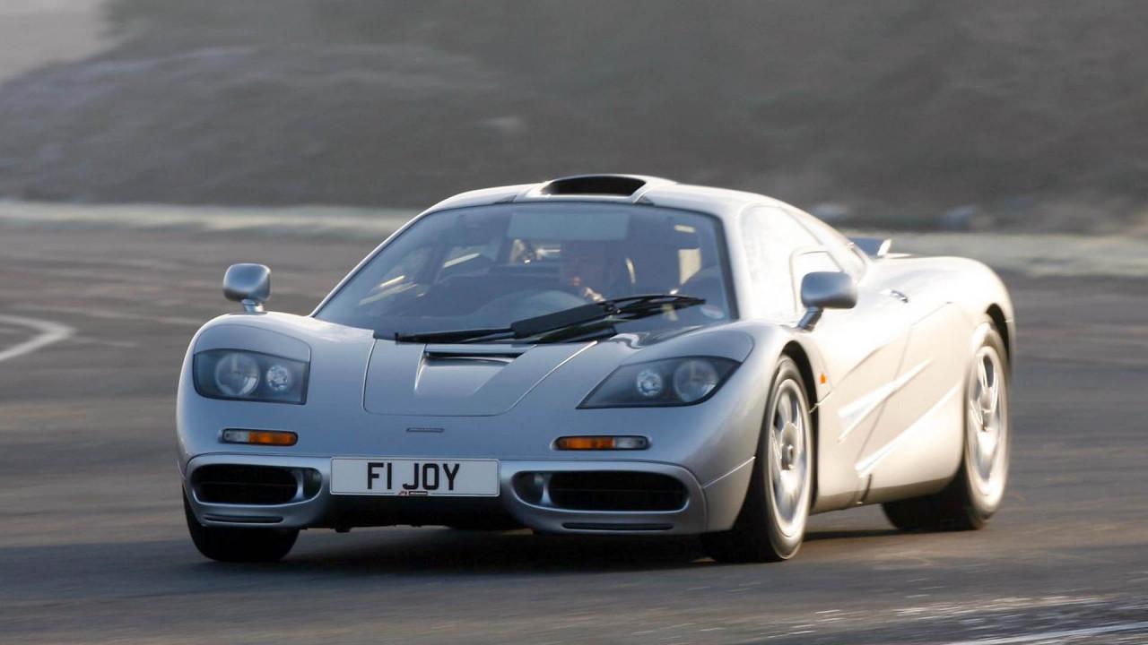 McLaren F1: BMW