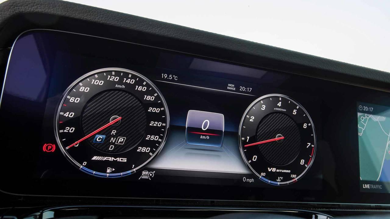 2019 Mercedes-AMG G63 Is A Bit Cheaper Than S63