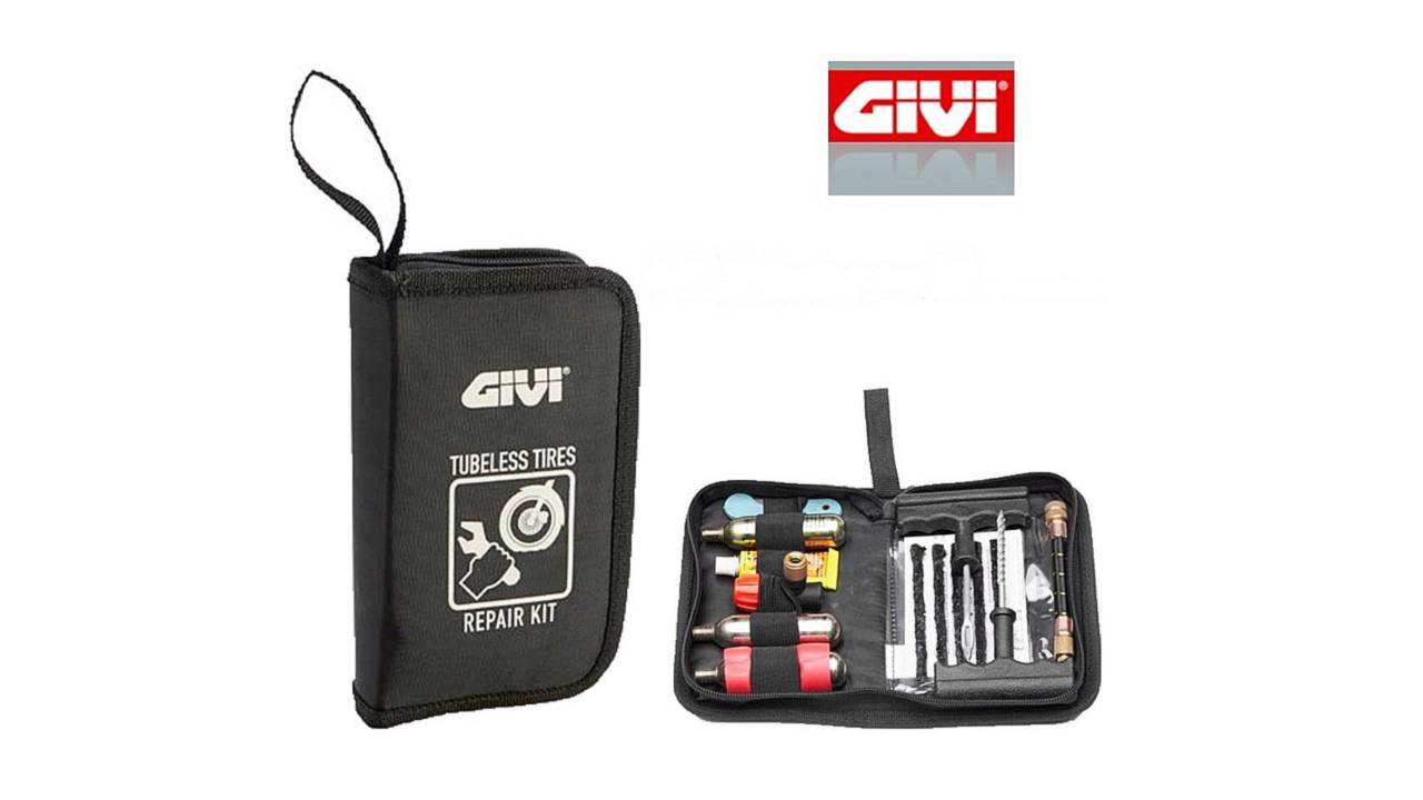 Kit repara pinchazos GIVI S450