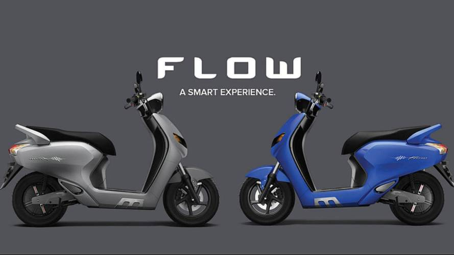 The Flow E-Scooter Orders its Own Parts and Detects Potholes