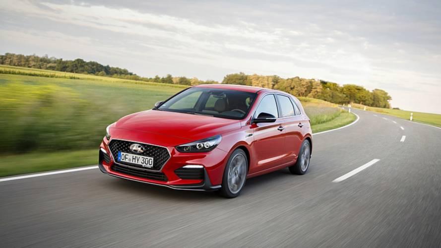 Hyundai, i30 N Line'a 1.0 litrelik turbo motor seçeneği ekliyor