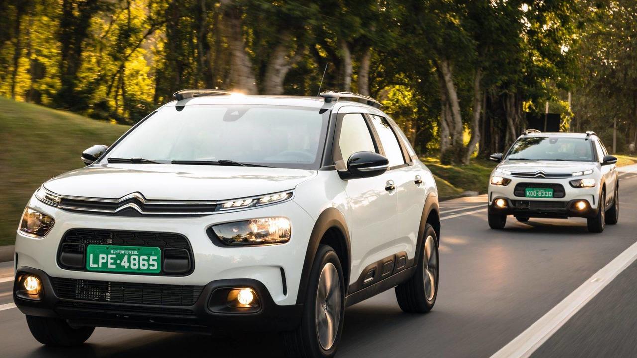 Citroën C4 Cactus nacional