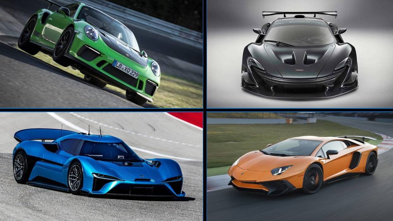 What Is The Fastest Production Car In The World >> Discover The 10 Fastest Production Cars At The Nurburgring