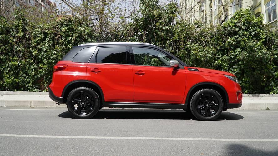 Suzuki Vitara yeni yılda da avantajlı