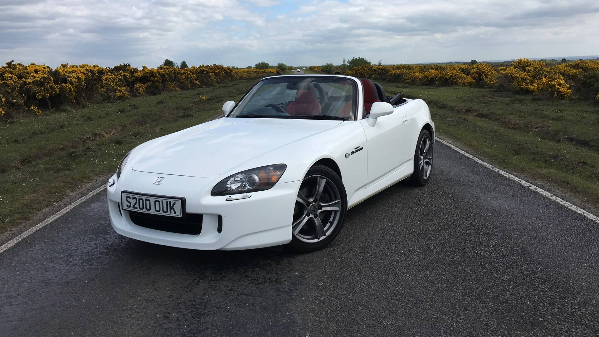 Motor1.com Legends: 1999 Honda S2000