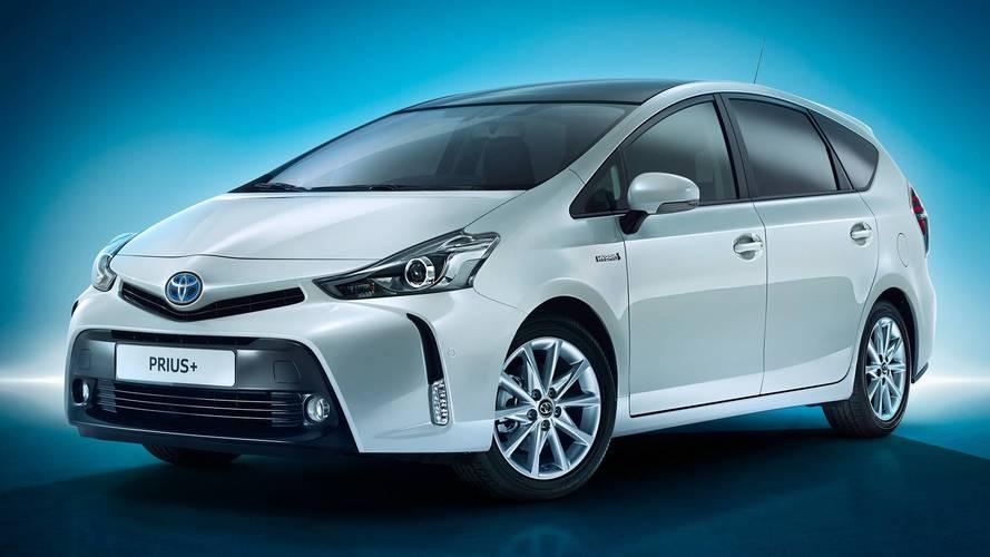 Hidrojenli Toyota Prius 2025 yılında yollarda!