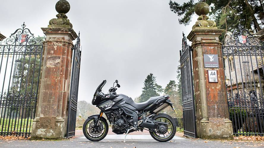 RideApart Review: Triumph Tiger Sport