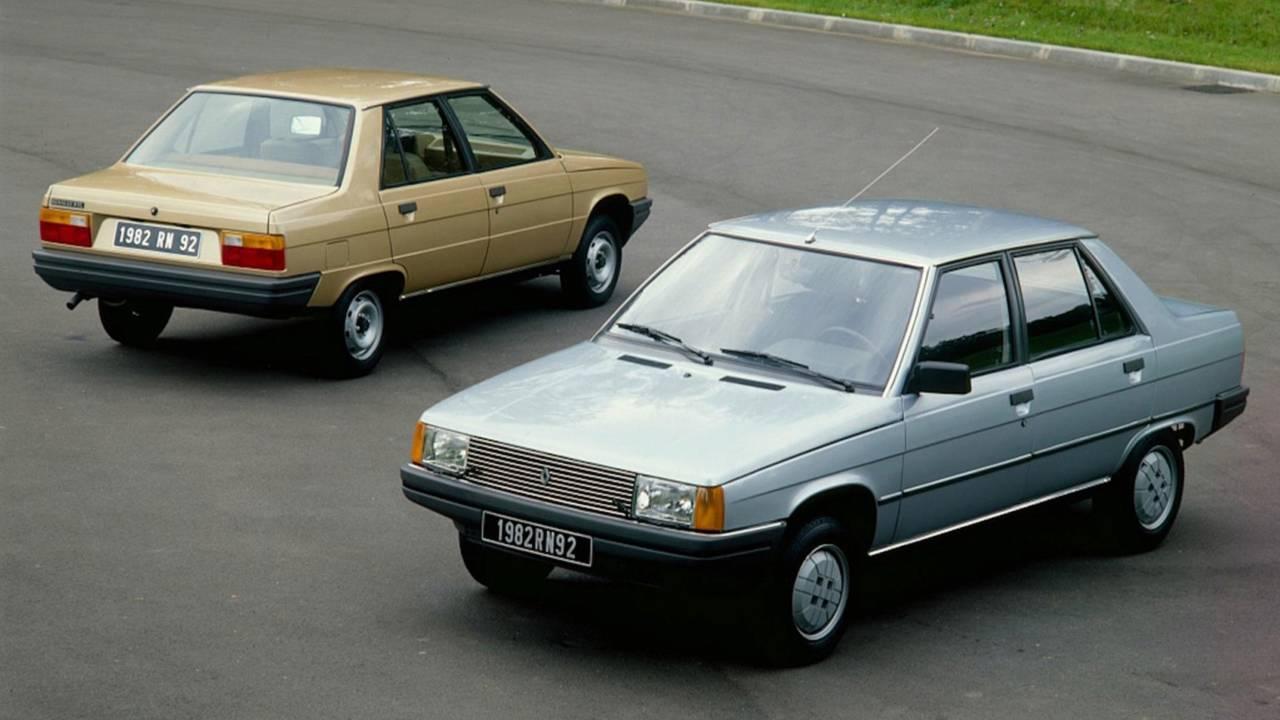 1983 - Renault 9