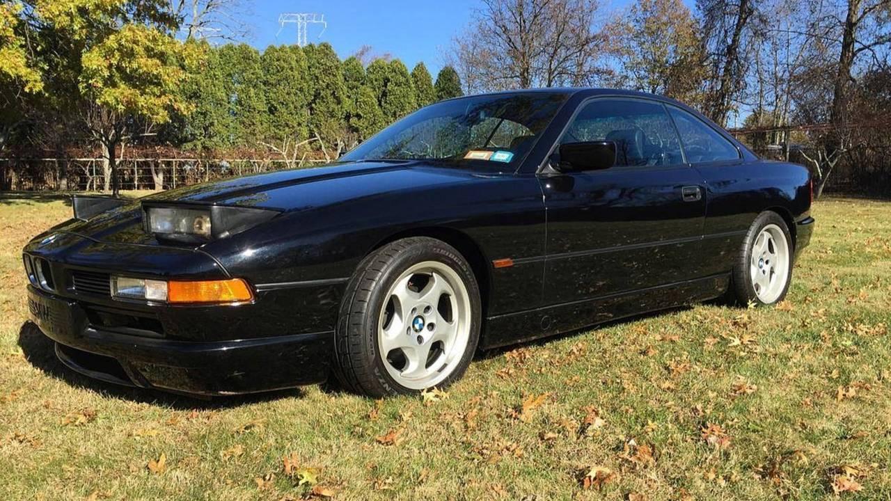 BMW 850 CSi 1994