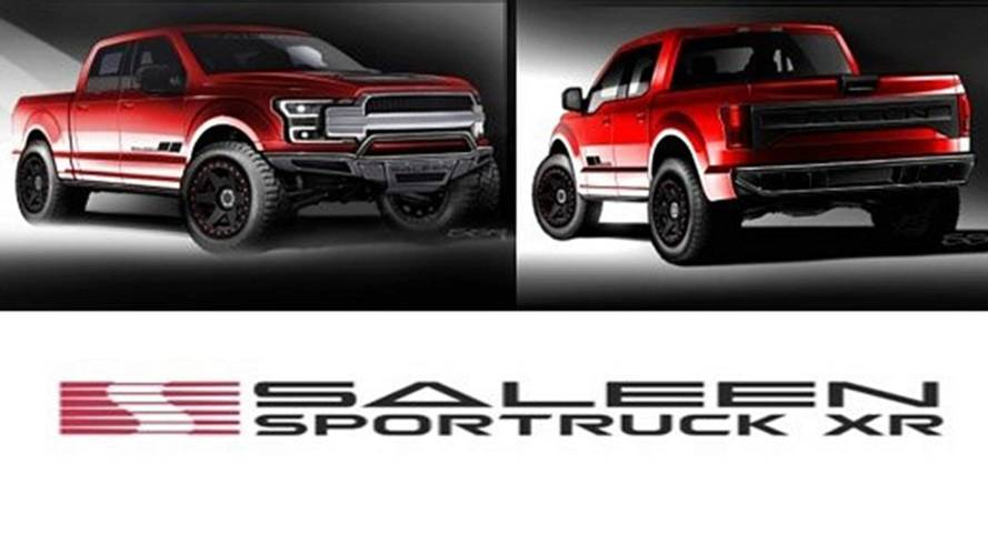 Saleen Sportruck XR Teaser