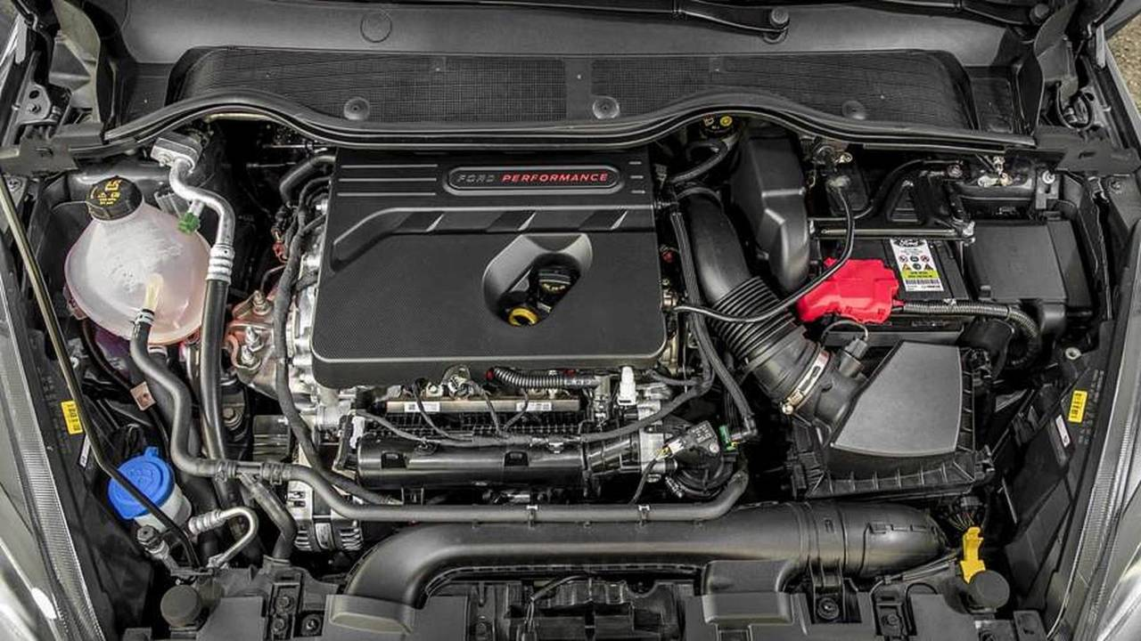 3 cilindros: motor 1.5 EcoBoost (Ford)