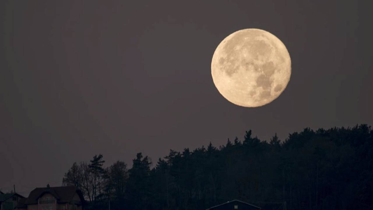 Full Moon Linked to Motorcycle Deaths