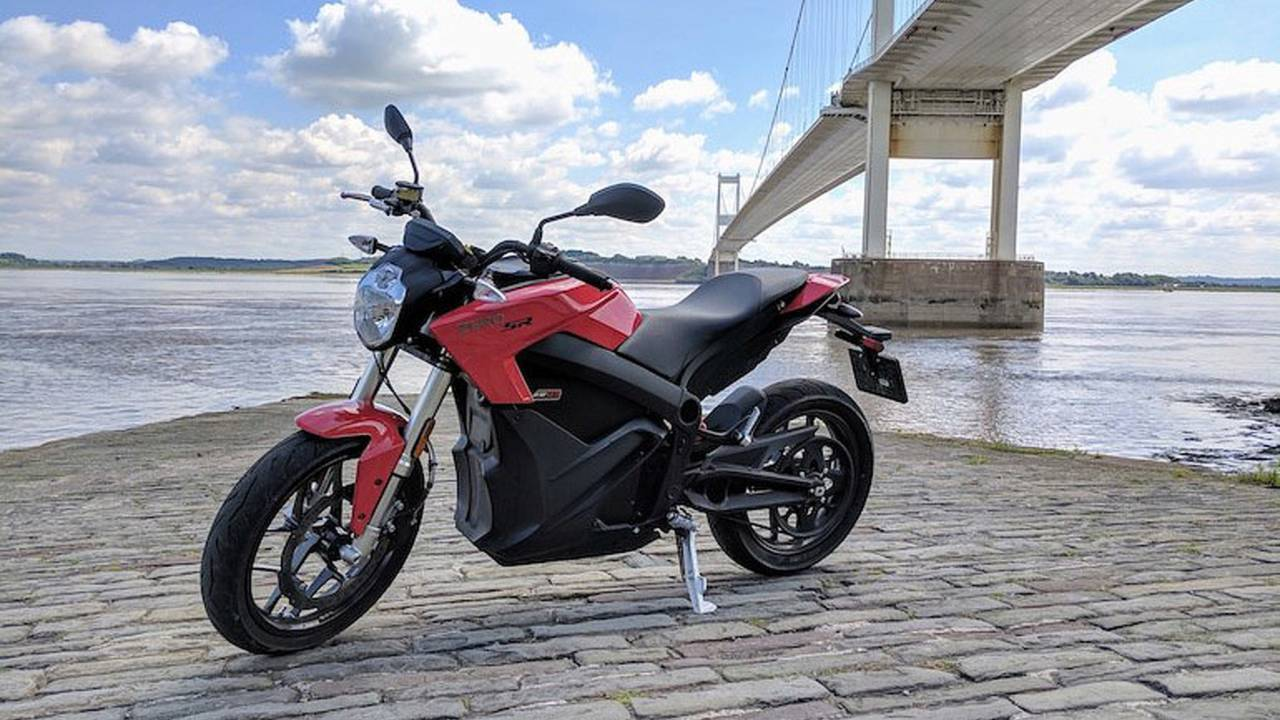 2018 Zero SR - A Commuter's Dream Bike