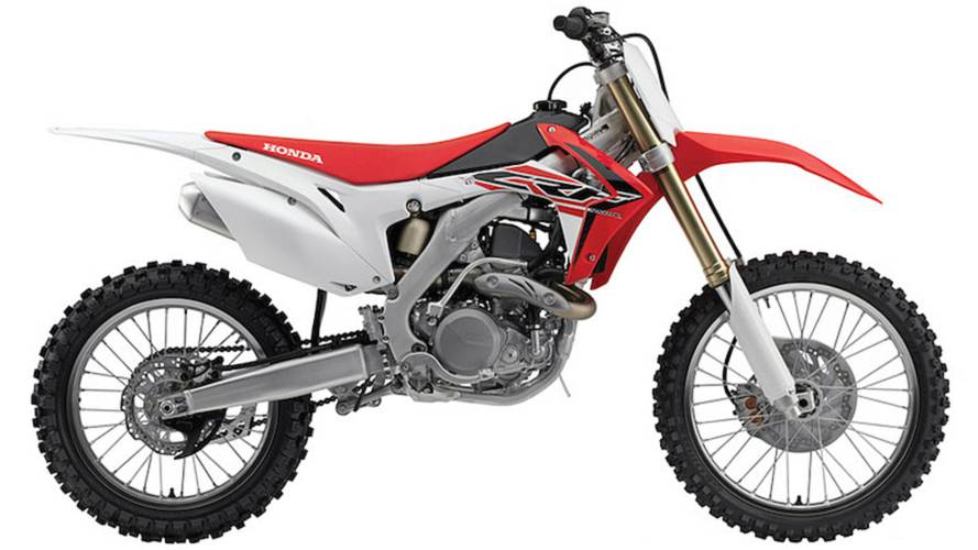Honda Issues Recall for 2015, 2016 CRF450R Models