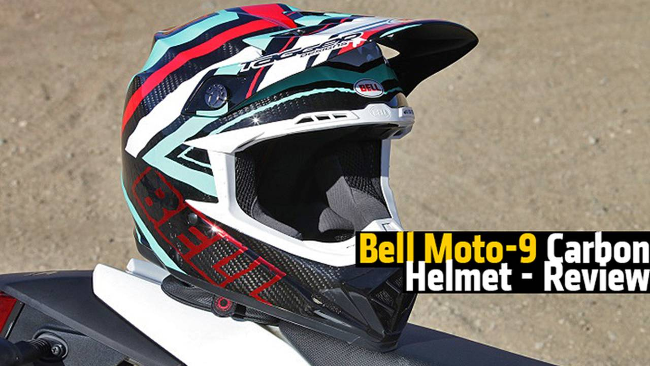 Bell Moto-9 Carbon Helmet - Review