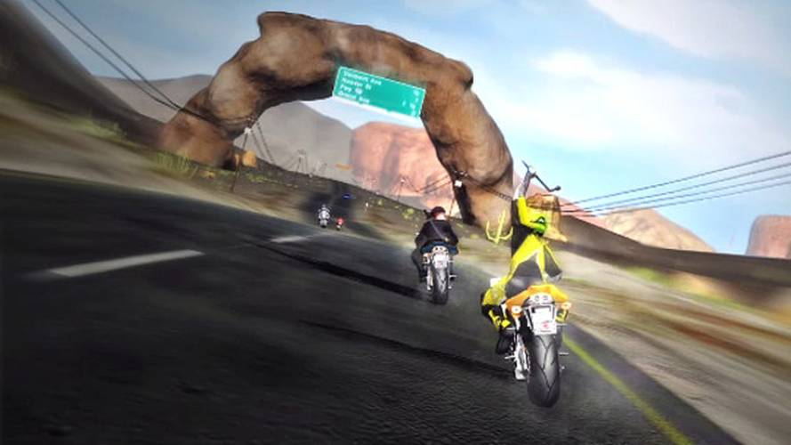 This is the new Road Rash