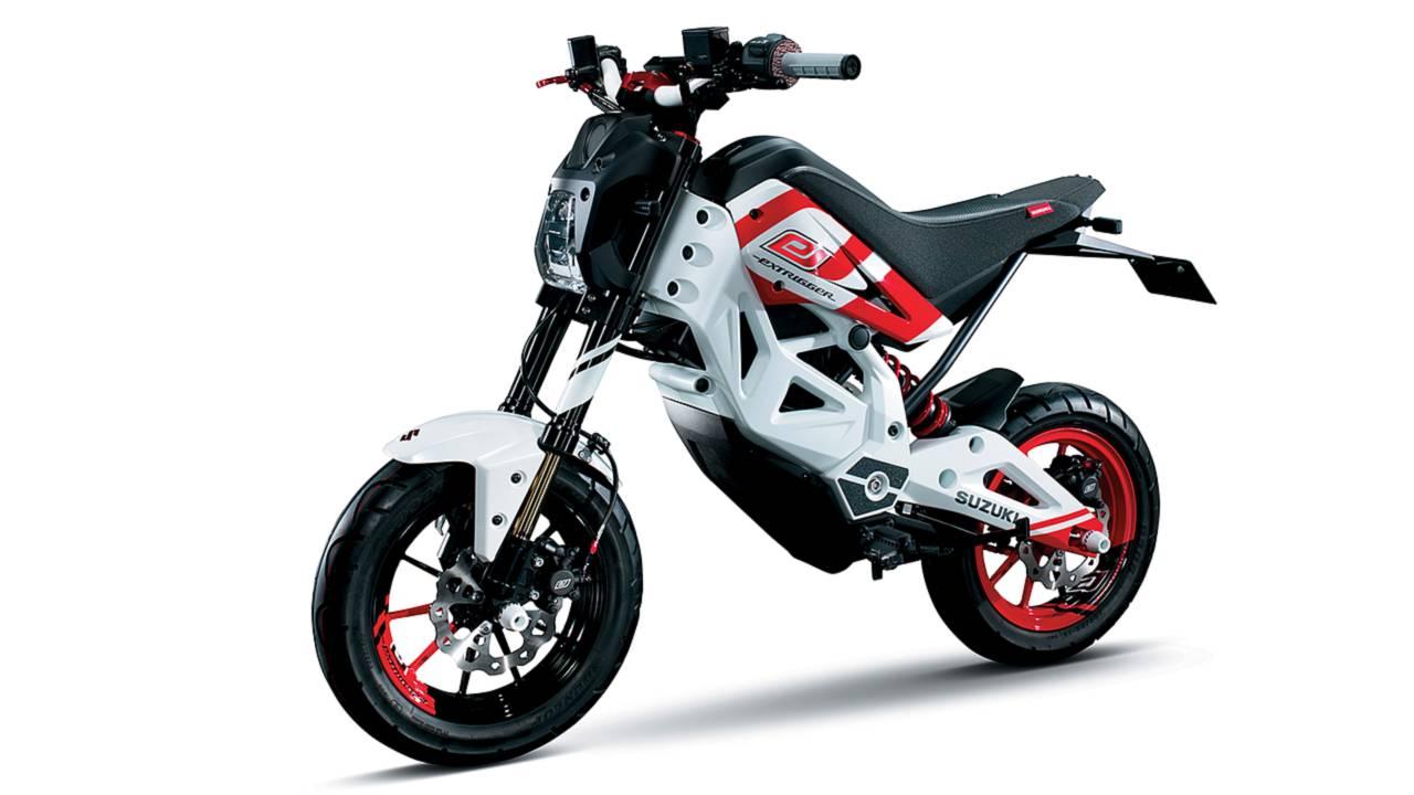 Suzuki Recursion Concept — Turbocharging For The Masses