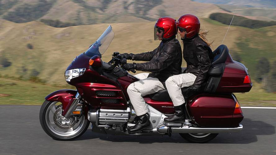 Honda Gold Wing Included in Massive Airbag Recall